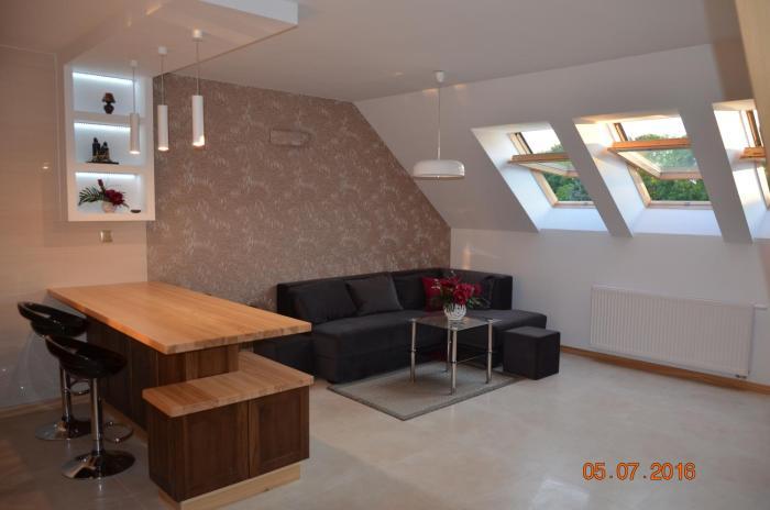 Apartament cetrum Mrągowo