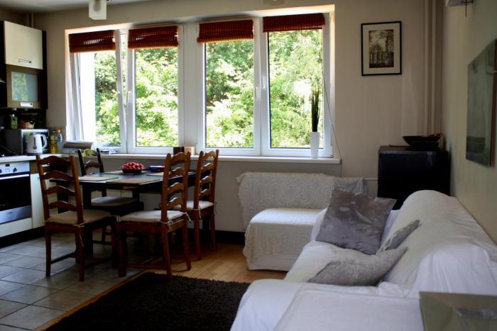 Apartament Kolberga w Sopocie