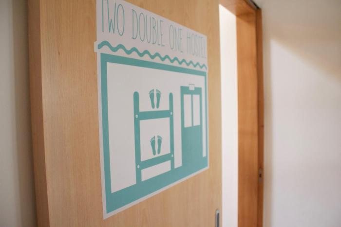 Hostel Two Double One