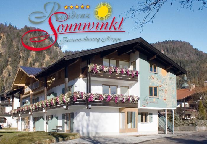 Residenz Sonnwinkl Ferienwohnung Hoppe