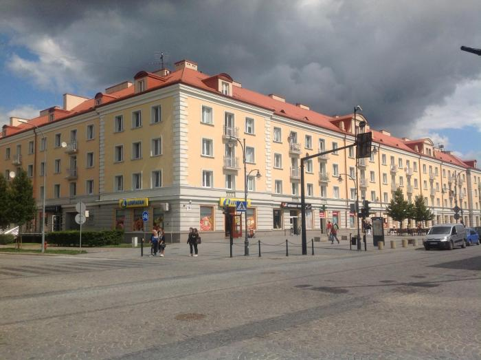 Nordic Apartamenty Lipowa