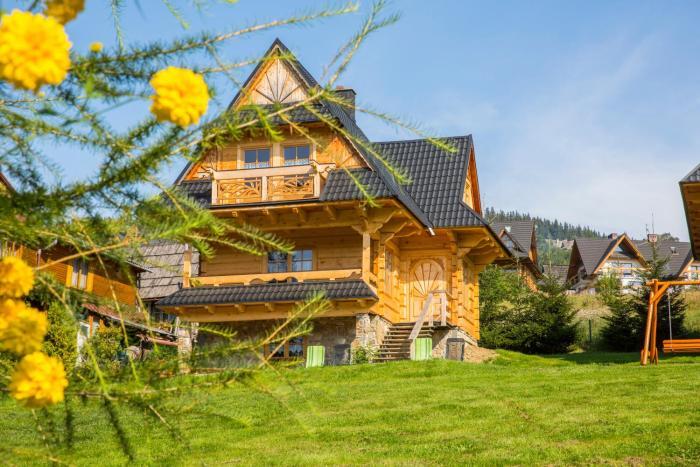 udanypobyt Dom Bright House