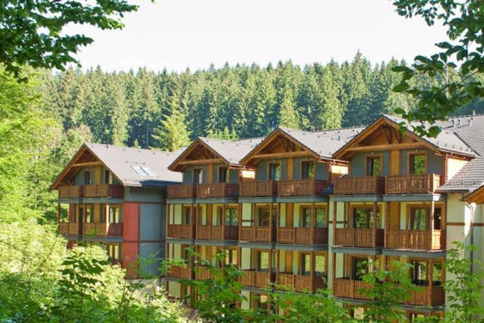 Fatrapark 2 Apartments Hlavná recepcia