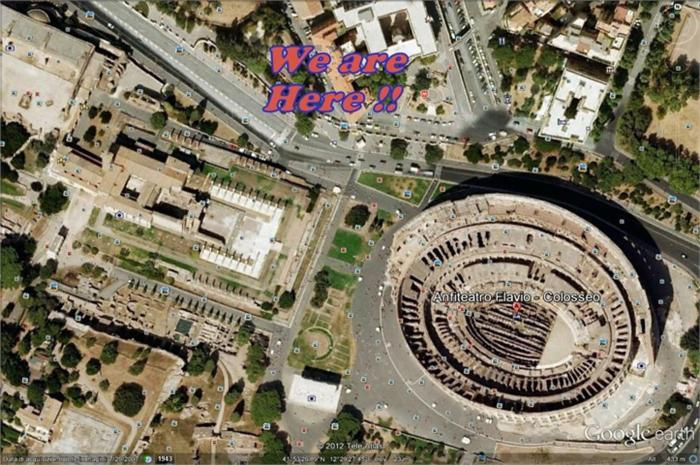 Colosseo Homerents 2