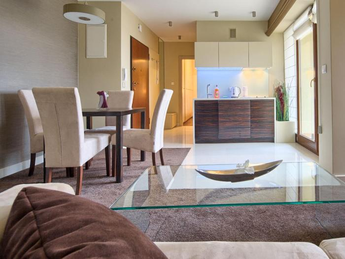 VisitZakopane Turquoise Apartment