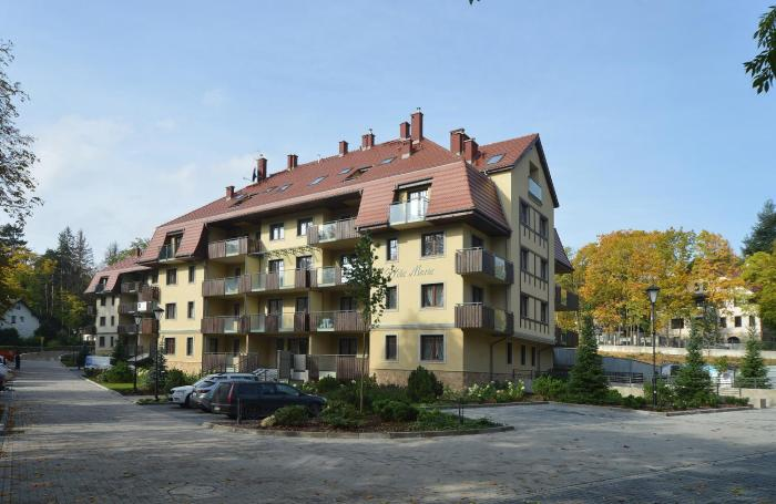 Apartament Wille Parkowe