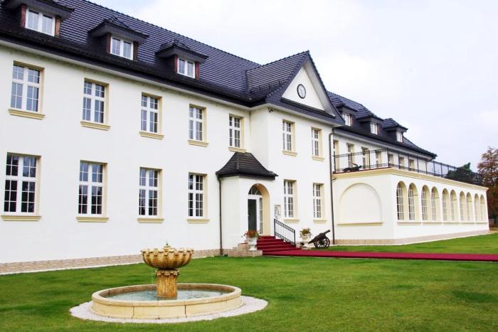 Prawdzic Pałac