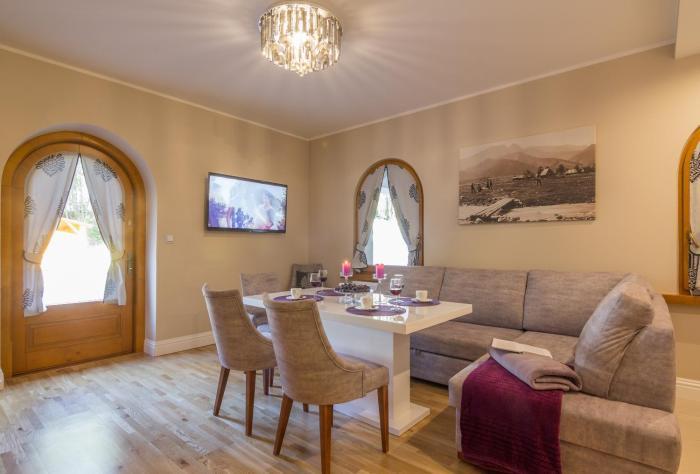 Apartament Zakopiańskie Tarasy Zakopane