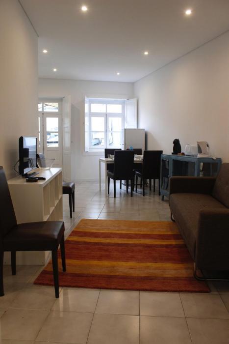 Down Bonjardim Apartments