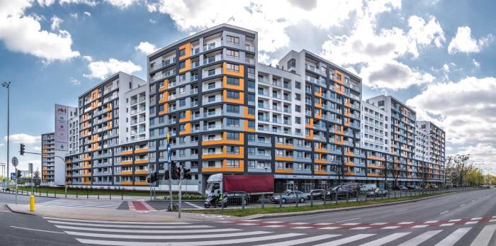 Apartamenty Metro Słodowiec