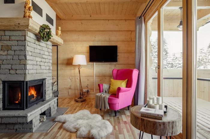 Tatra Wood House