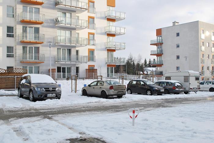 Seaside apartments - Kołodzieja 47