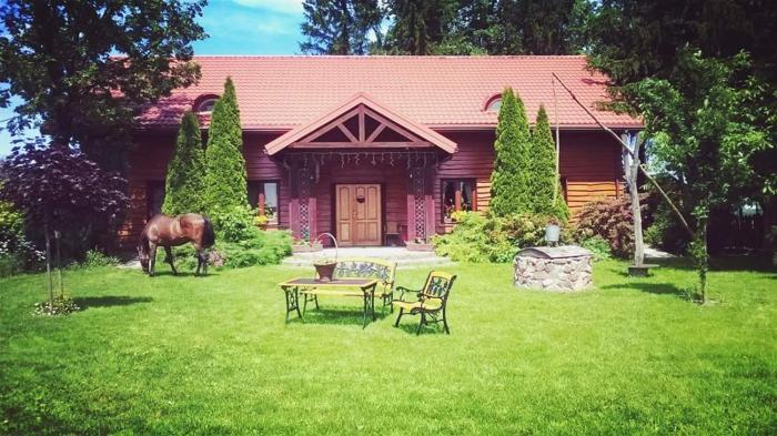 Chata za wsią