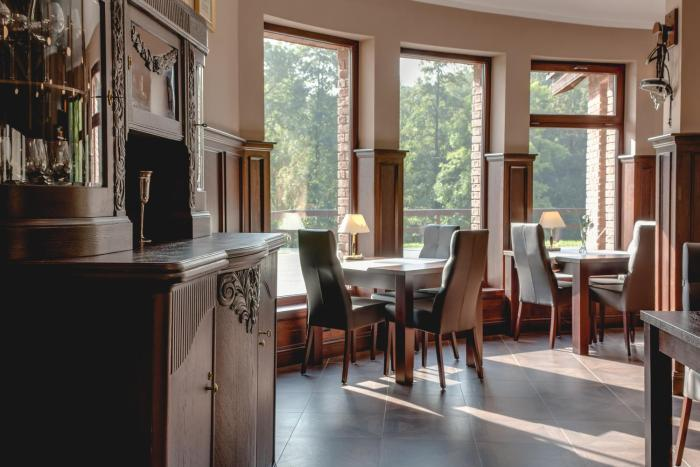 Hotel Restauracja Biały Las Wierzbna