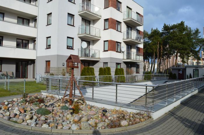 Family Homes Apartamenty Bursztynowe