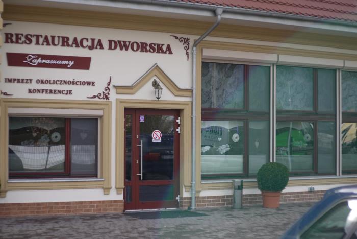 Dworek w Płoni