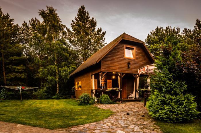 Domek obok Willi w Rozewiu