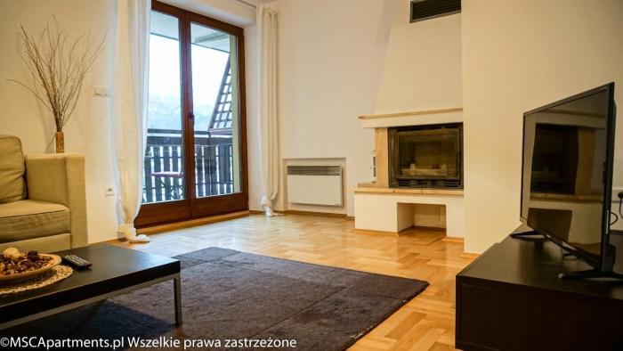 MSC Apartments Zaciszny