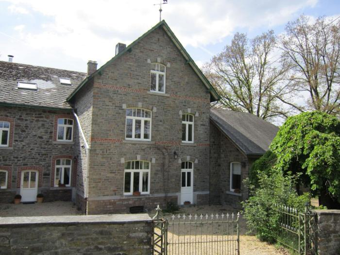 Fairytale holiday home in Bovigny Luxembourg near Forest