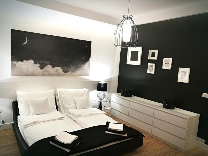 BlackWhite Apartment Wierzbowa 5