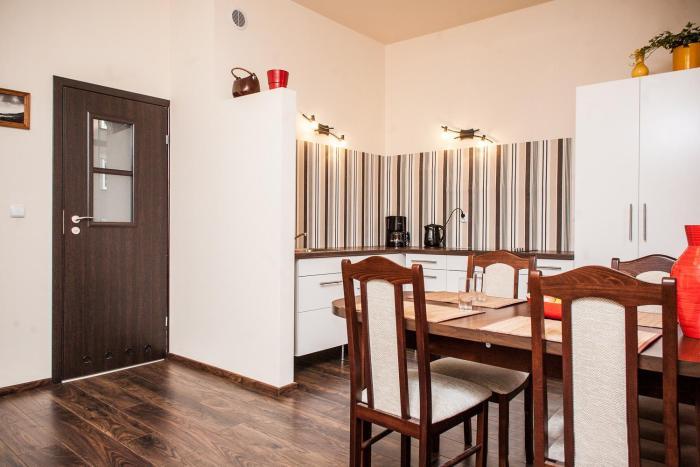 Apartament na Piwnej w Gdańsku