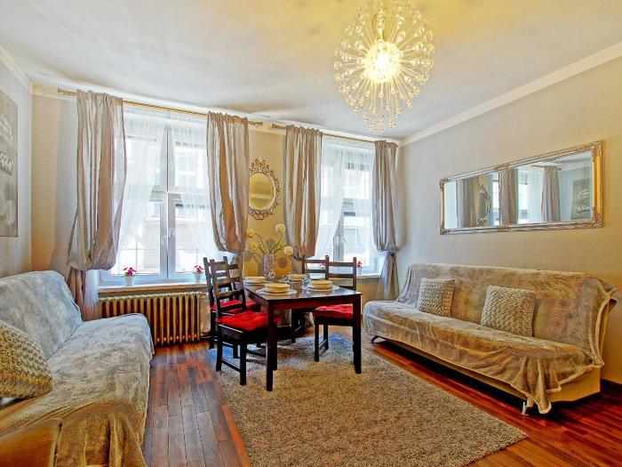 Apartament Gdanski przy ul Dlugiej