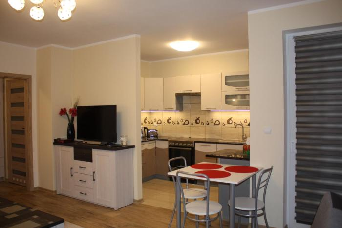 Studio apartament w Piszu na Mazurach