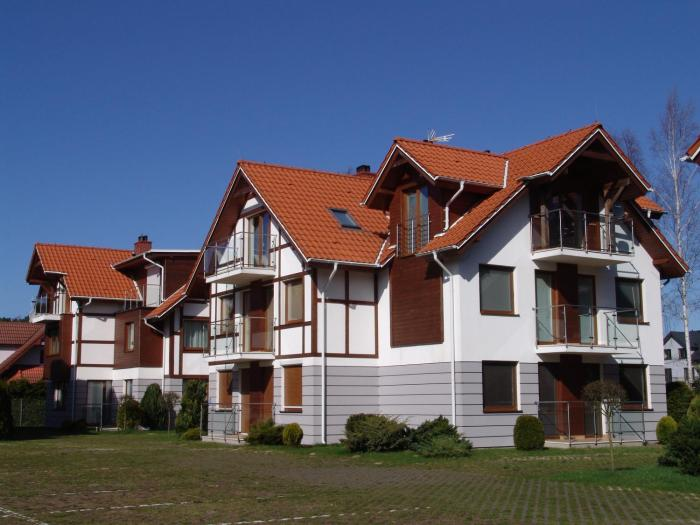 Apartament Białe Piaski