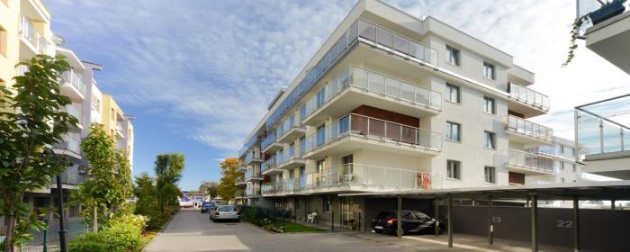 Apartamenty Bursztynowe w Kołobrzegu SunRelax