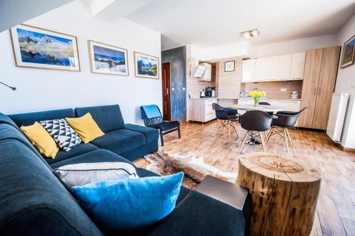 Apartamenty pod Orłem Rezydencja do Skoczni