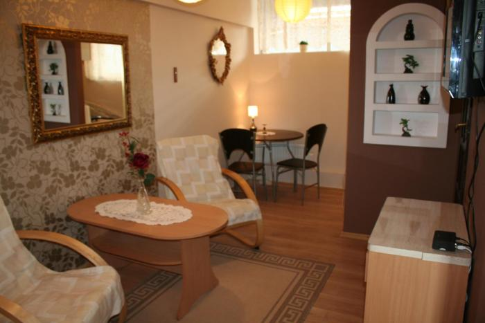 Apartament Manhattan w Olsztynie