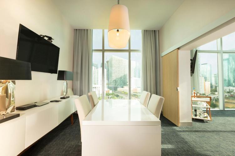 1500 SW 1st Avenue, Miami, FL 33129, United States.
