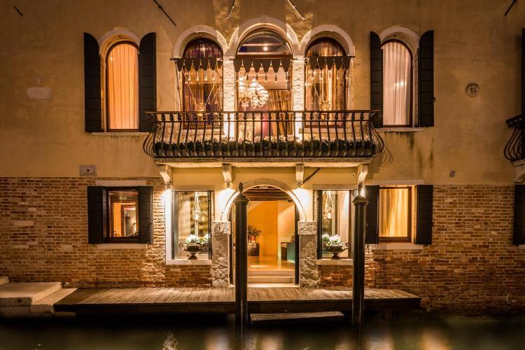 Rio terà dei Catecumeni, Dorsoduro 111, Venice, Italy.
