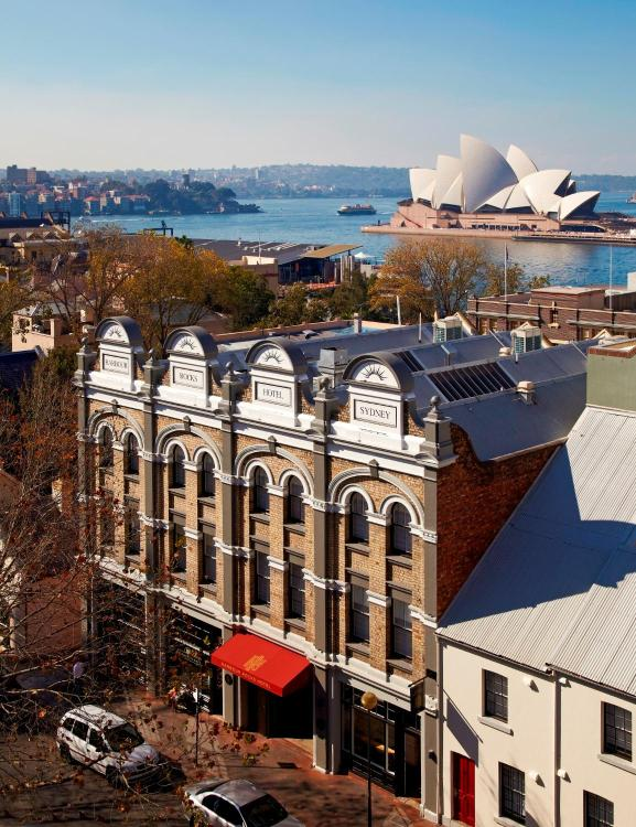 34 Harrington Street, The Rocks, Sydney NSW 2000, Australia.