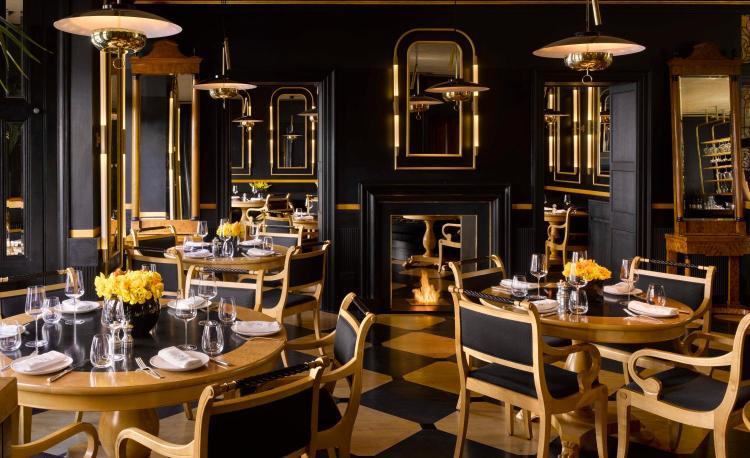 33 Roland Gardens, South Kensington, London, England, United Kingdom, SW7 3PF.