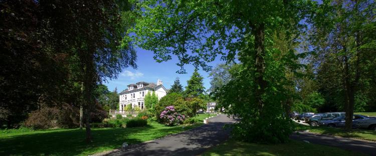 N Deeside Rd, Pitfodels, Aberdeen AB15 9YA, Scotland.