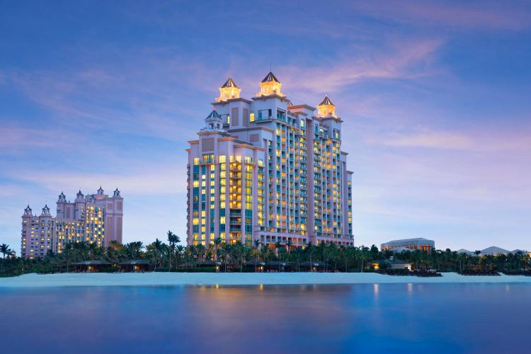 1 Casino Drive Paradise Island, NP, The Bahamas.