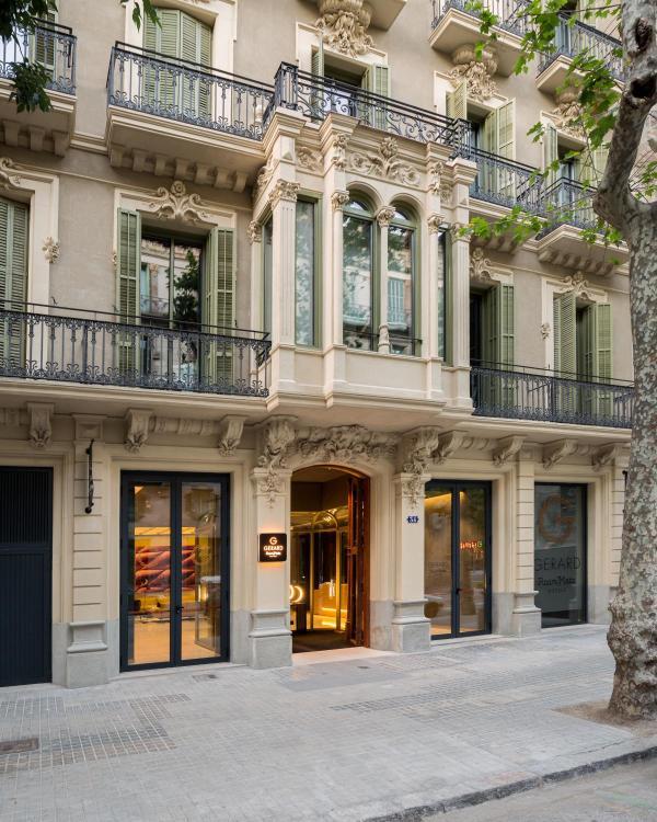 Carrer d'Ausiàs Marc, 34, 08010 Barcelona, Spain.