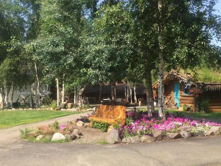 56.5 Chena Hot Springs Road, Fairbanks, AK 99712, United States.