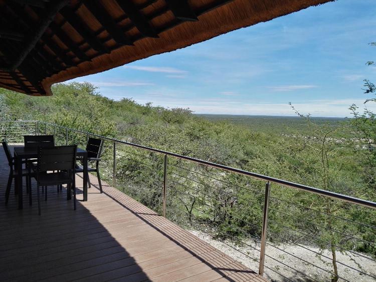 Etosha Safarihoek, Etosha Heights Private Reserve, Namibia.