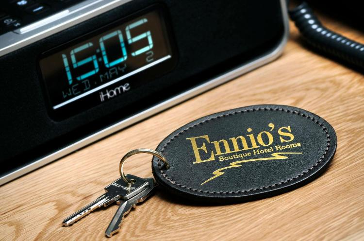 Ennio's Boutique Hotel, Town Quay, Southampton SO14 2AR.