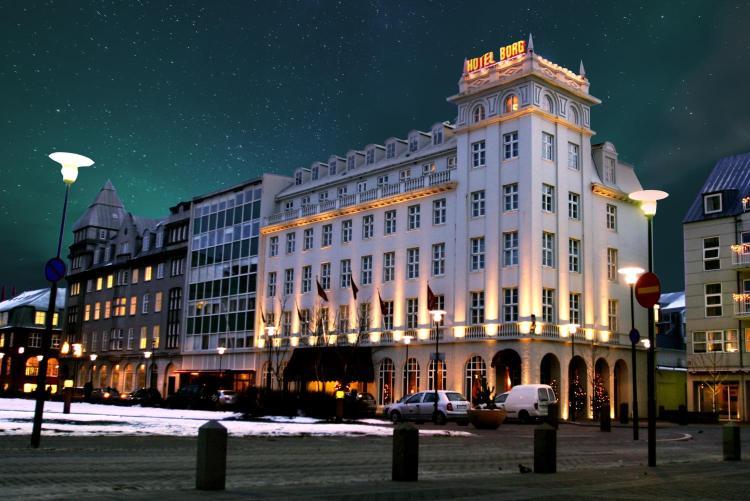 Posthusstraeti 11, 101 Reykjavik, Iceland.