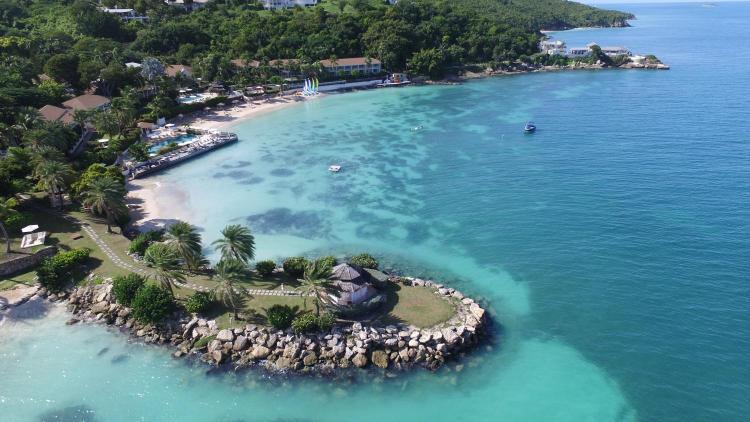 Soldier's Bay, Saint John's, Antigua.