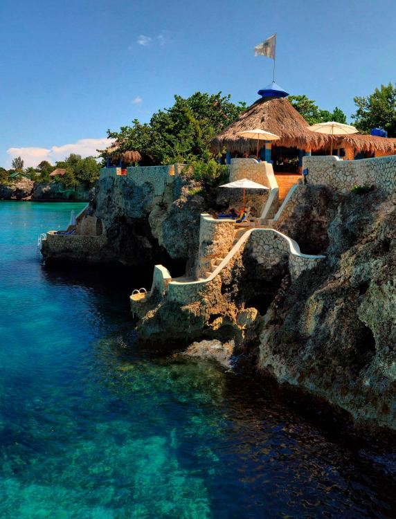 Lighthouse Road, West End, Negril, Jamaica.