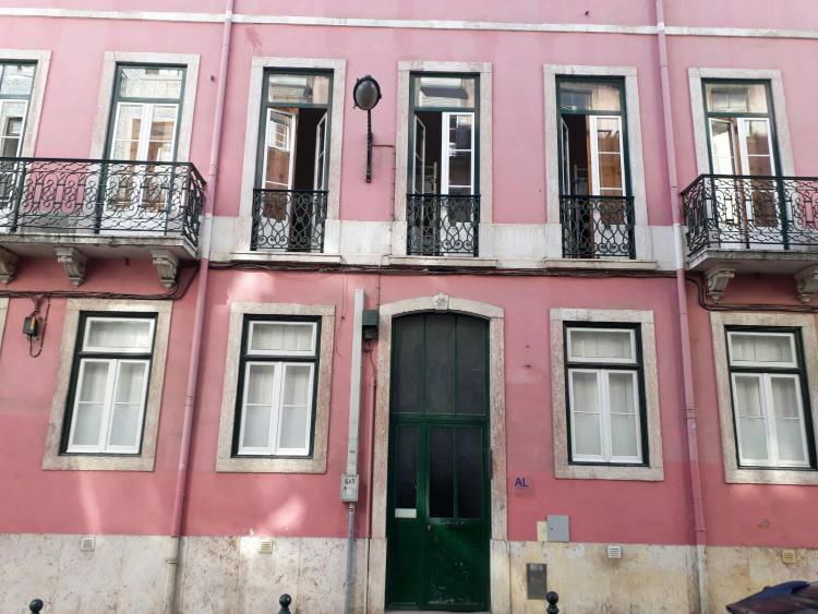 Rua da Glória 95, Lisbon, Portugal.