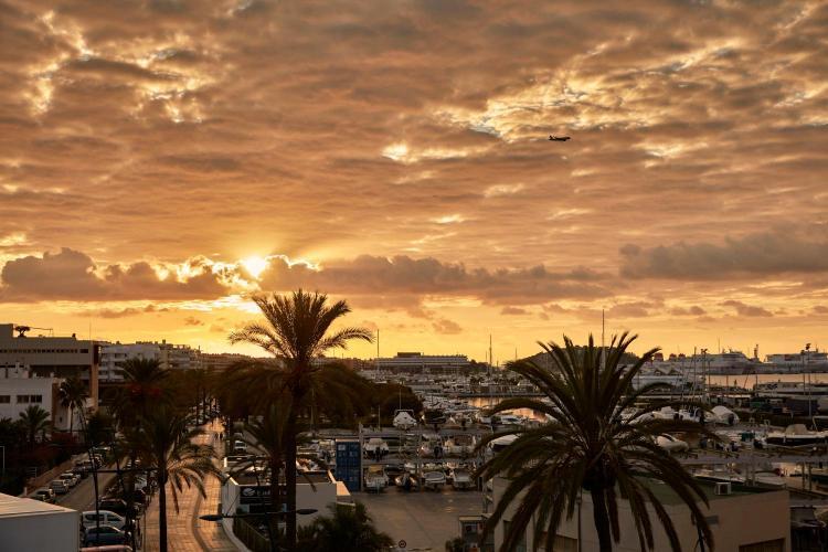 Passeig de Joan Carles I, 1 07800 Ibiza, Illes Balears, Spain.