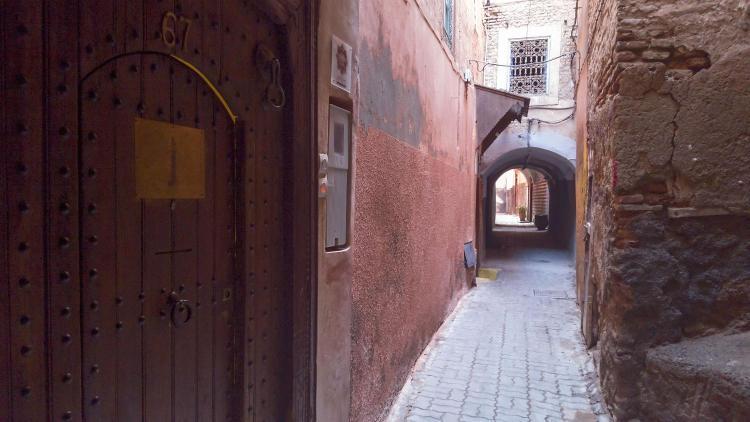 67, Derb El Hammam, Mouassine, Marrakech 40000, Morocco.