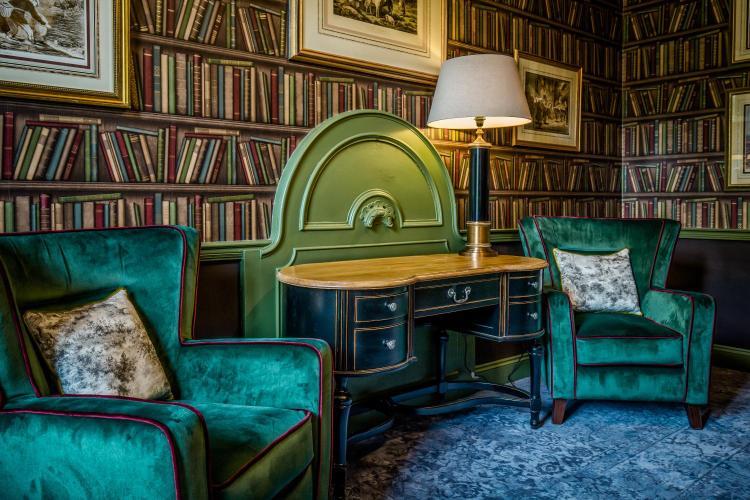 Dunkeld House Hotel, Dunkeld, PH8 0HX, Scotland.