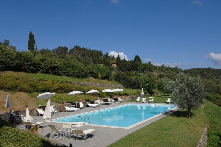 Gargonza, 52048 Monte San Savino AR, Tuscany, Italy.
