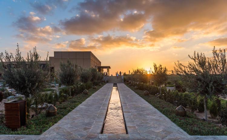 Anantara Al Jabal Al Akhdar Resort, PO Box 110, Al Jabal Al Akhdar, Nizwa, Oman, 621 Al 'Aqar, Oman.